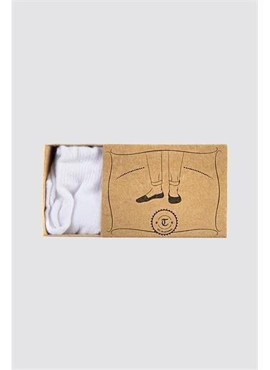 TWN Çorap Beyaz